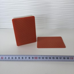 Cale plastique 100x75x1 mm...