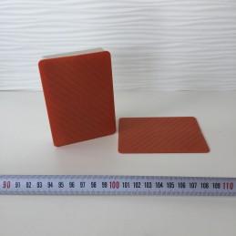 Plastic shim 100x75x1 mm -...